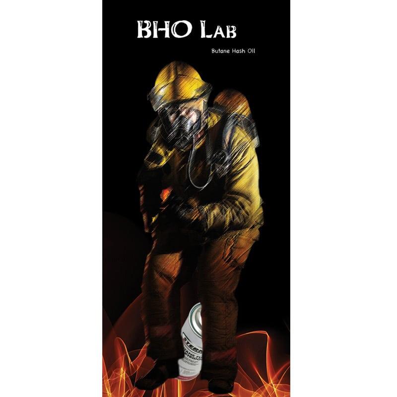 BHO - Butane Hash Oil