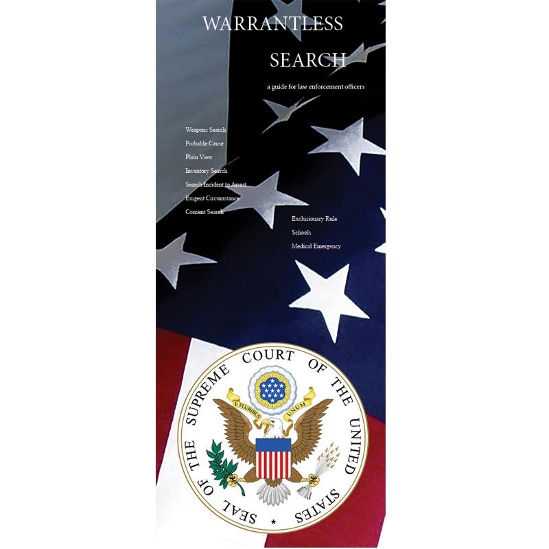 Warrantless Search & Seizure