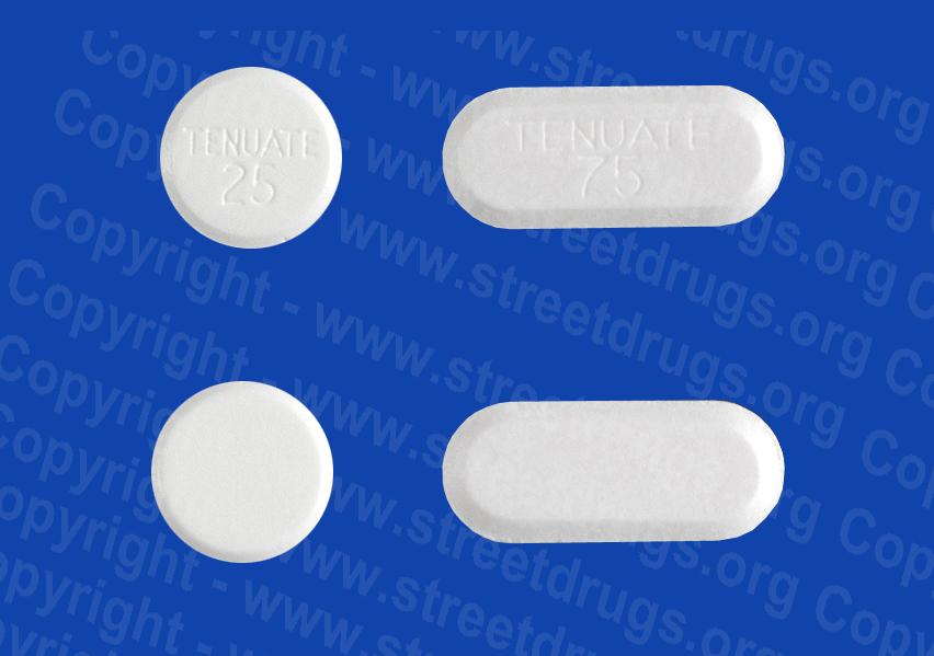 Tenuate – streetdrugs