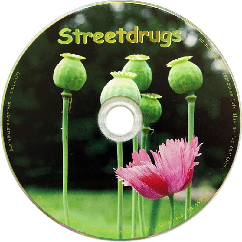 Streetdrugs CD
